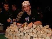 WSOP 2008 Peter Eastgate
